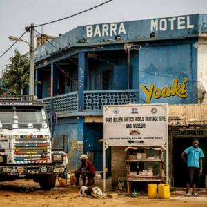 Gâmbia - Barra
