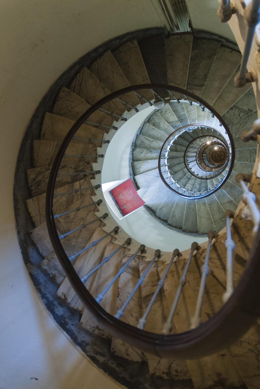 Casablanca Escadaria Farol El Hank