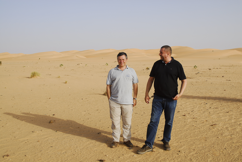 Mauritânia no Sahara Pedro Simões e Luís Jerónimo