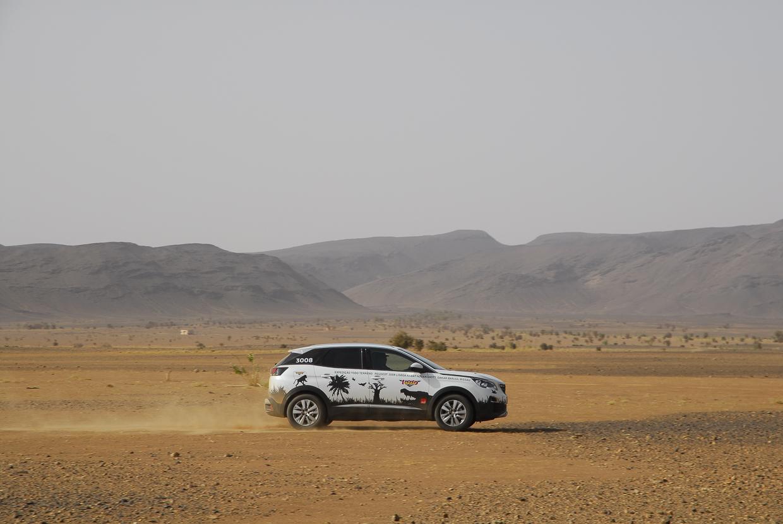Mauritânia pistas a norte de Akjoujt