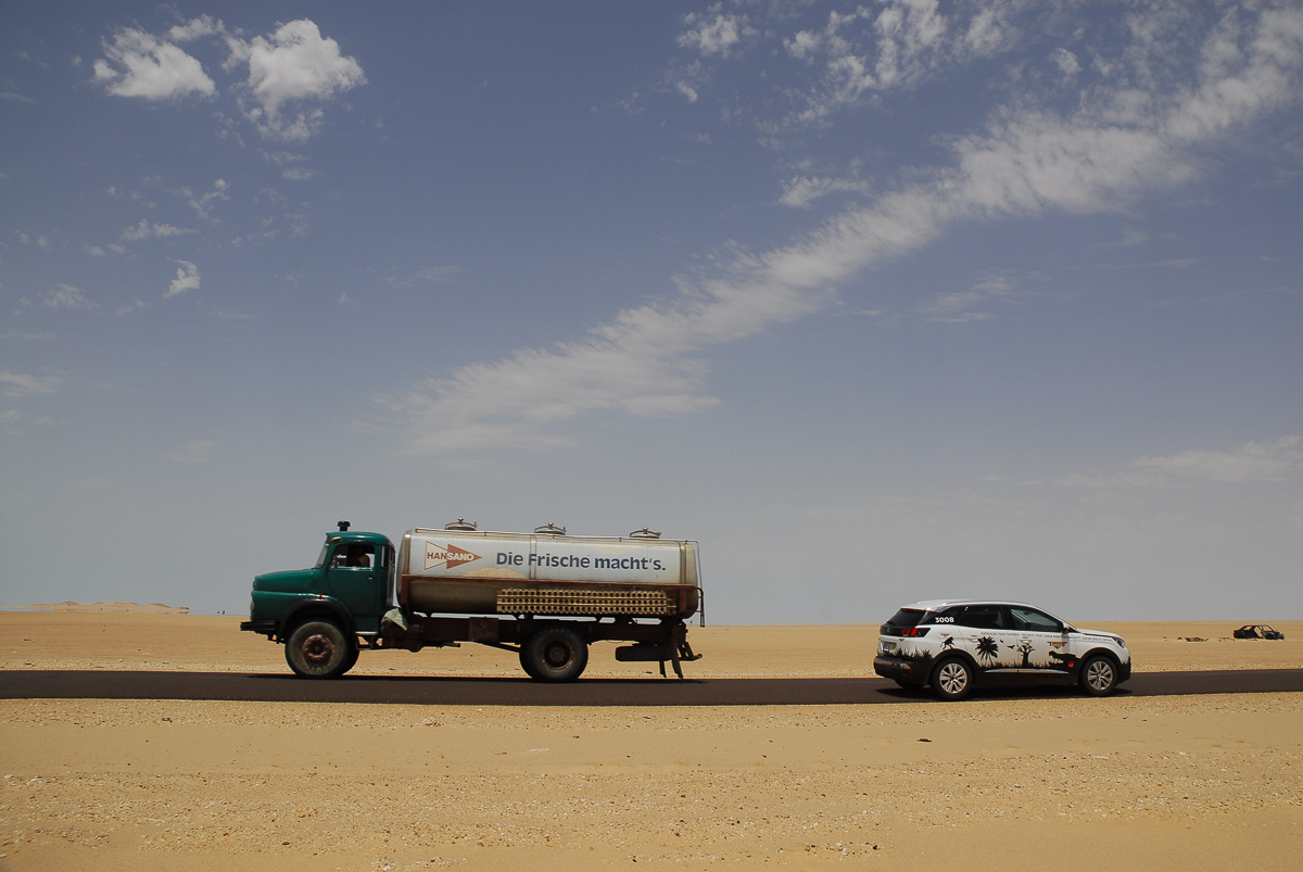 RN1 - De Nouadhibou a Nouakchott