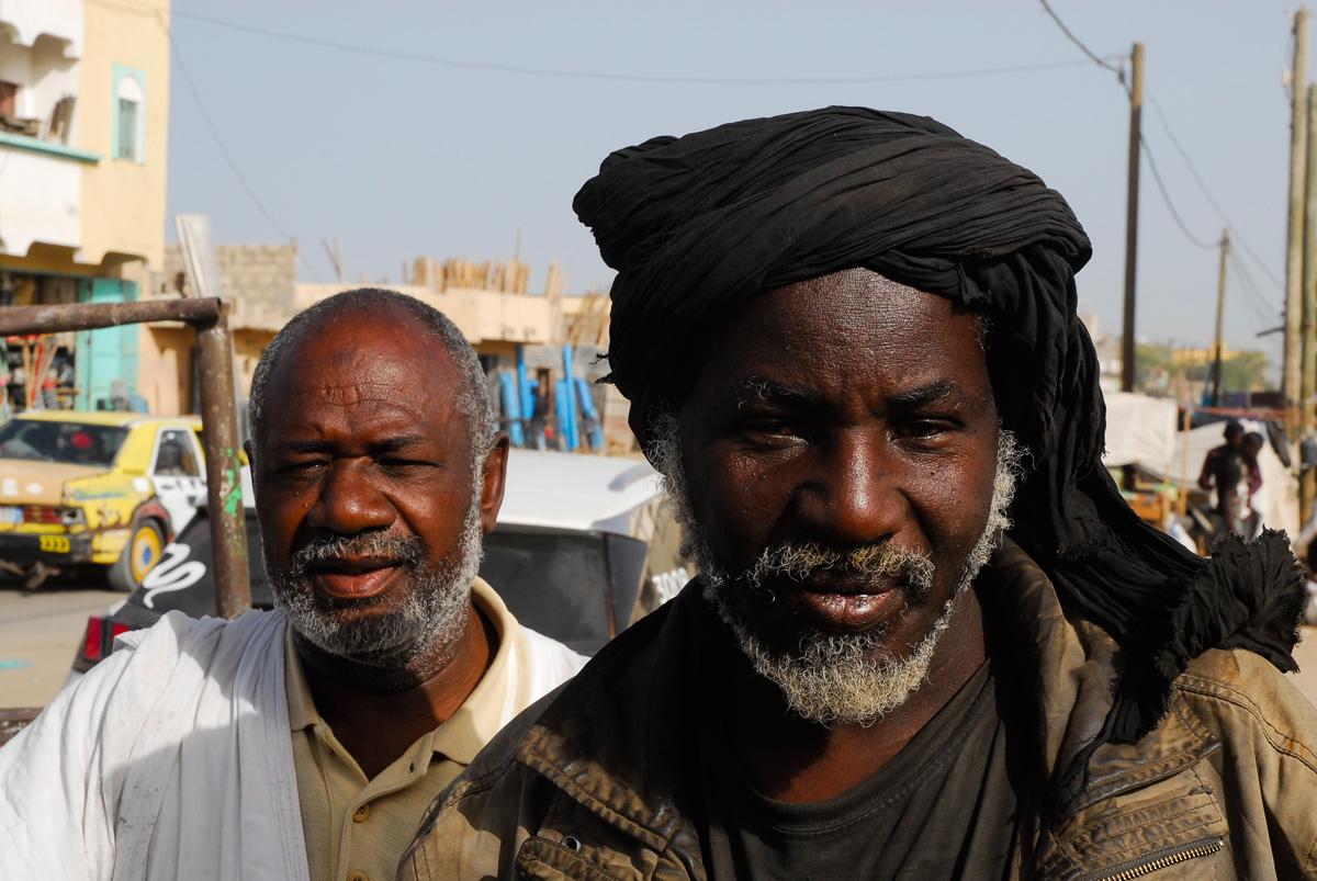 Mouros em Nouakchott