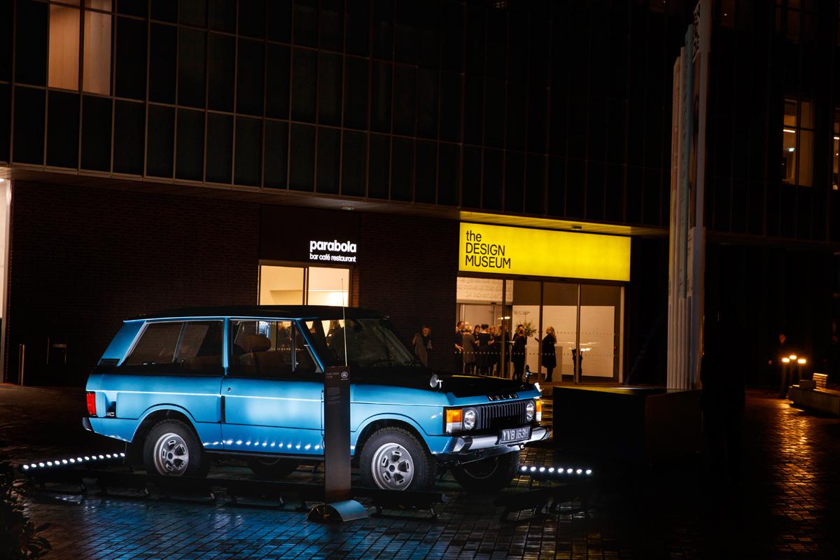 Range Rover Velar Londres