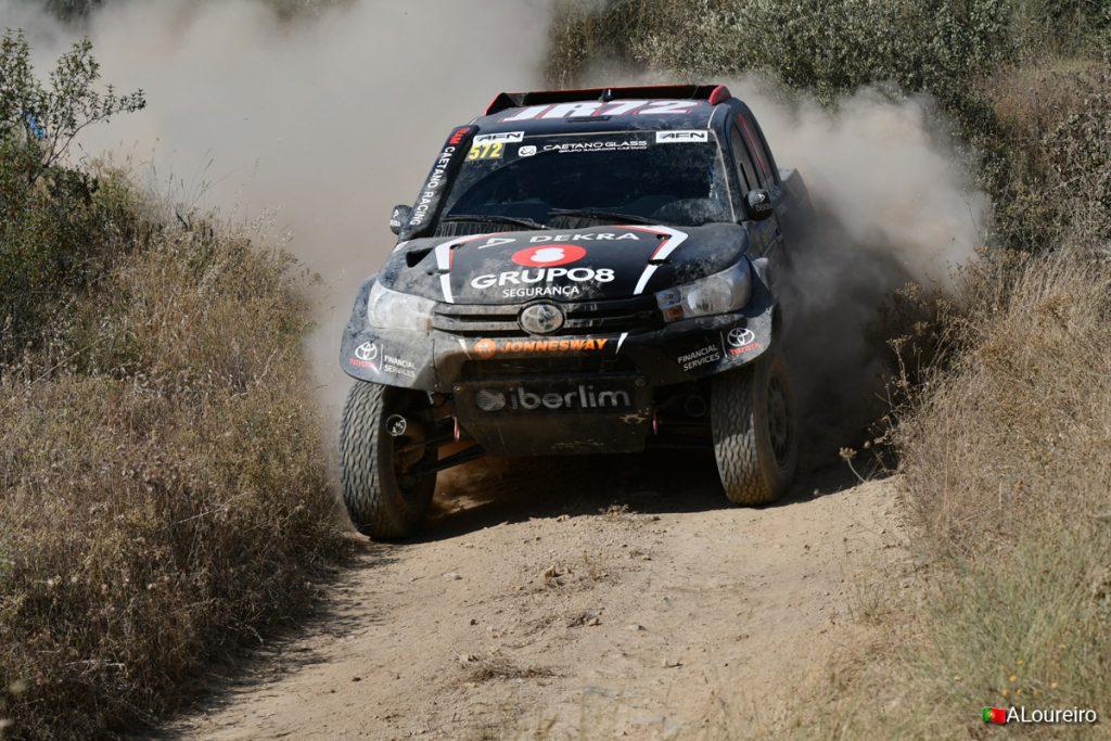 João Ramos/Victor Jesus (Toyota Hilux)