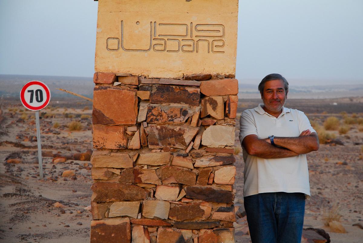 Mauritânia-a-entrar-em-Ouadane
