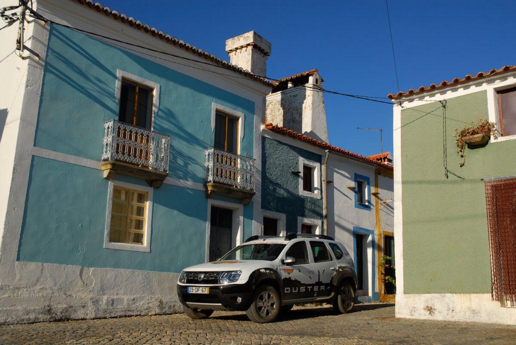 Tejo casa típica Beira Baixa