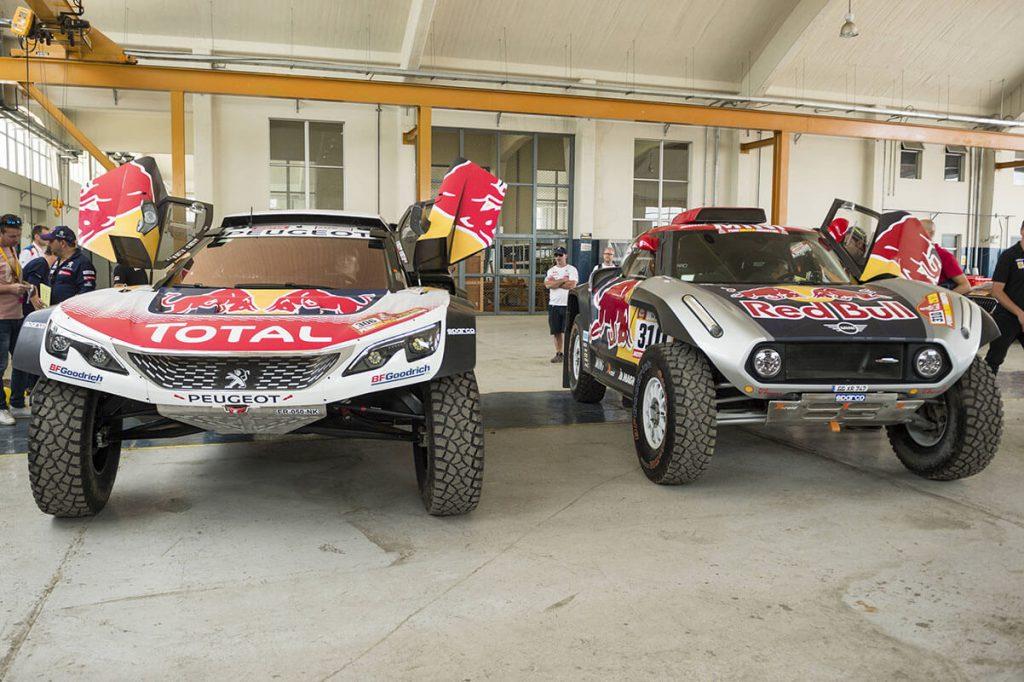 Peugeot e Mini buggy