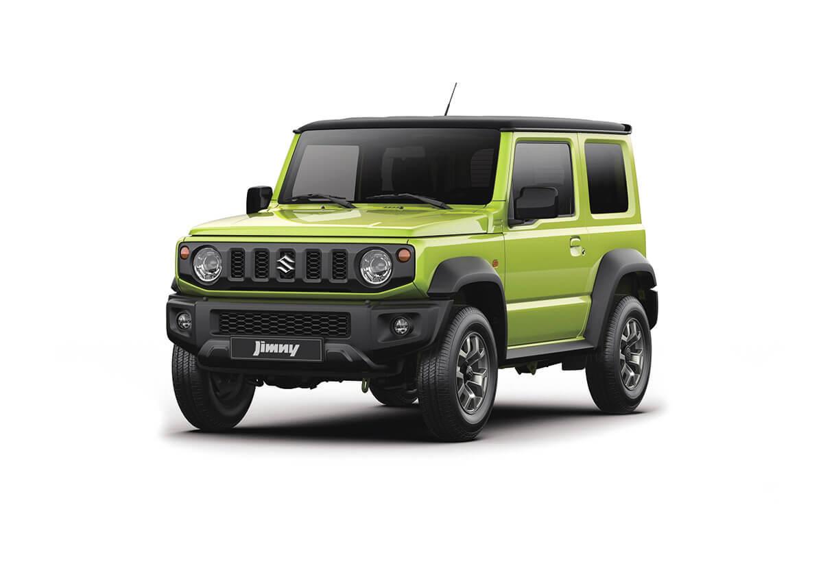 Novo Suzuki Jimny